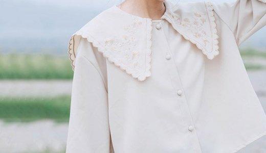 韓国っぽい刺繍ブラウスをお探しなら《ジェミレミ》で決まり!